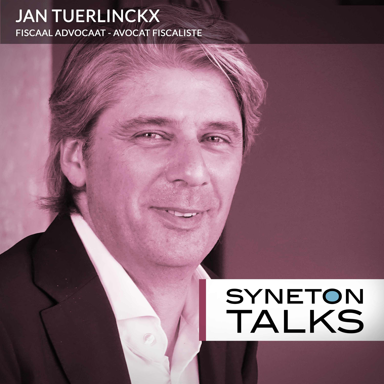 Syneton Talks podcast Jan Tuerlinckx