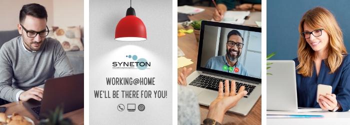 Syneton staat voor u klaar, ook tijdens de #Corona crisis