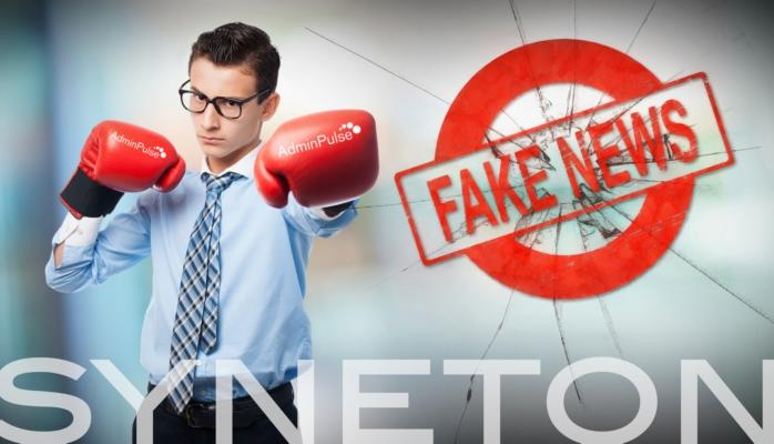 Accountants tegen fake news